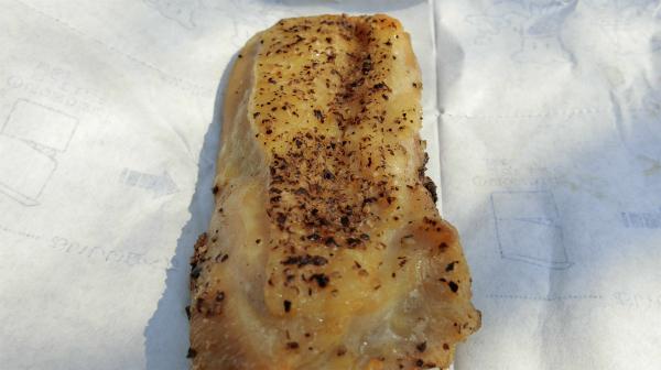 特に山椒焼きは鶏を食べる実感がわいて、食べるとにやにやしてしまう。