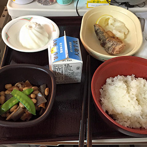 4日目の夕食
