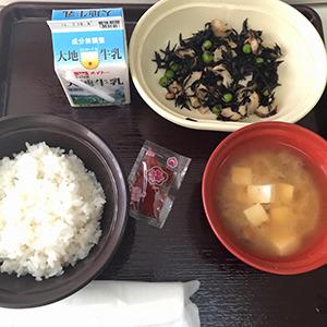 9日目の朝食