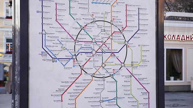 現在の路線図
