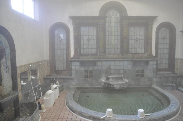 1930(昭和5)年に作られたお風呂