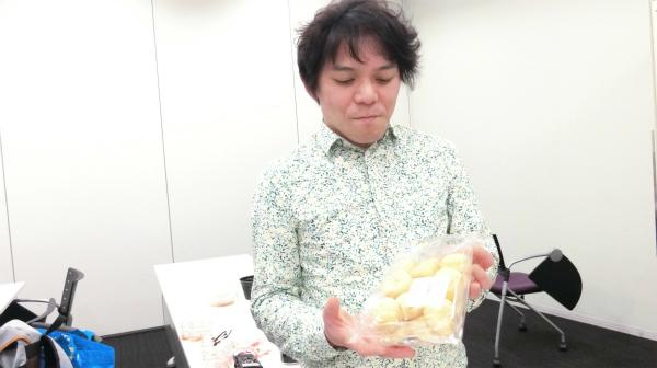 田畑さん「これ、結構な量ありますけど、大丈夫ですか?」とそのような言葉をかけてくれた。ニフティの人は優しい。
