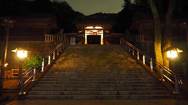 パワースポット伊奈波神社へ移動。岐阜市で一番のお宮さんだ。