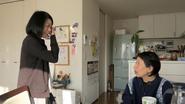 古賀さん「どうだった?」 お母さん「違う、全然違う」