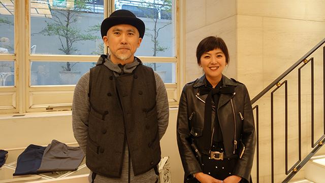 スタイリングディレクター 和田さんと丸山さん