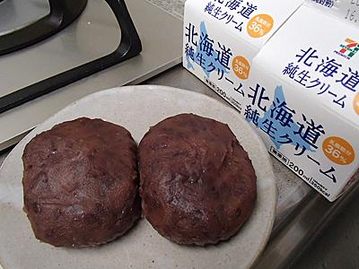 かたいプリンとかチーズケーキぐらいしかお菓子は作ったことが無い。今回はロールケーキ。