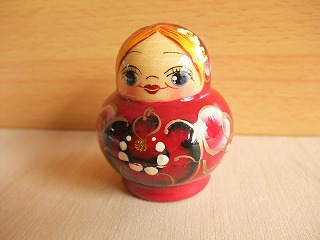 Auntie Matryoshka