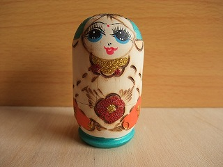 Princess-like matryoshka