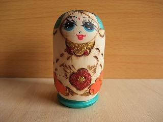 Princess-like matryoshka