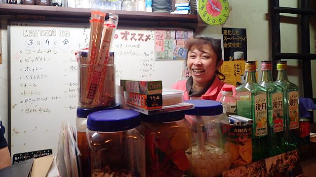 大阪にあるジャパニーズ飲み屋スタイルのタイ料理屋にいってきました。