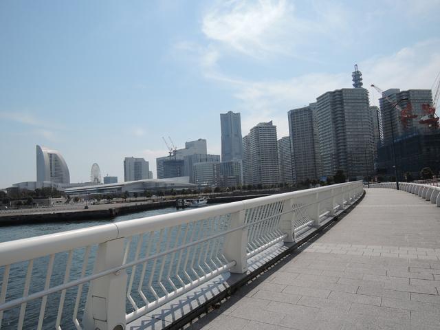 これから神奈川区に向かいます