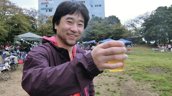 ライターの松本さんにもおいしいと言ってもらえたので、今日は来てよかった。