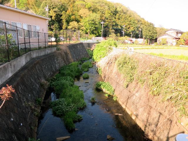 鶴見川のスタート地点