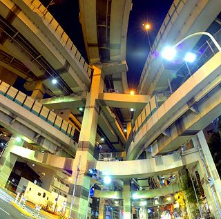 Hakozaki Junction. I sometimes see it in my dreams