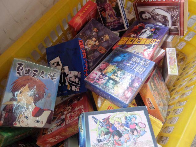 日本のアニメやゲームトランプも