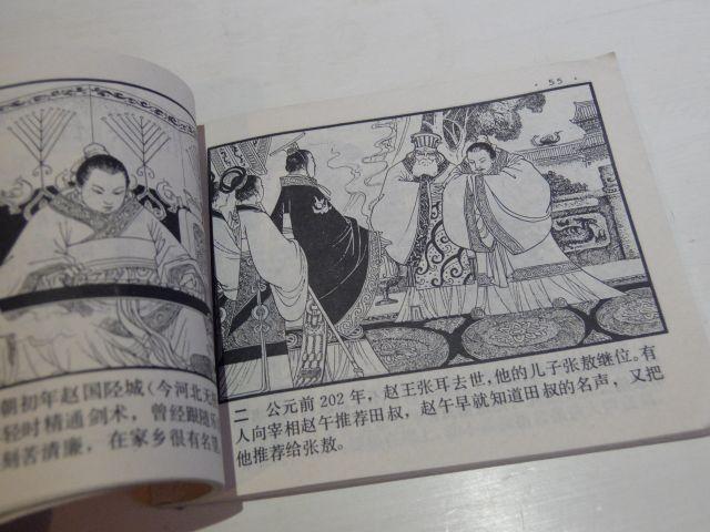 絵がいい意味で中国らしくて美麗!
