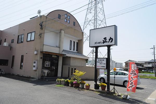 蟹江町役場で聞いたオススメの焼肉屋さんに来たよ。