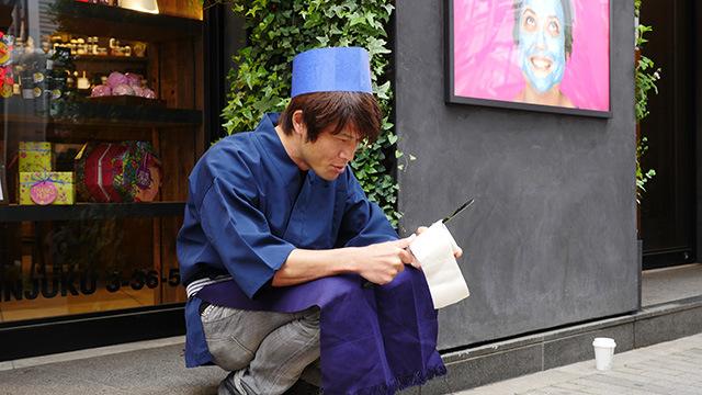 一心不乱に大根をむく。普段の不義理(http://matome.naver.jp/odai/2137177746693970001)を反省しながら。