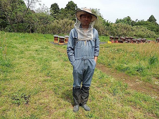 師匠の鈴木一さん(46歳)