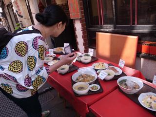 調査場所は、青椒肉絲と同じくおもに新宿近辺