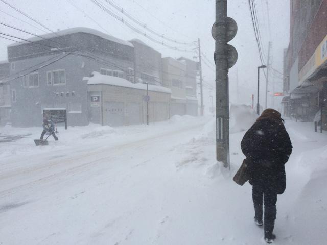 青森県民は傘をささない