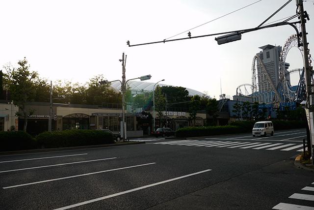 東京ドーム、見るポイント誤り過ぎた