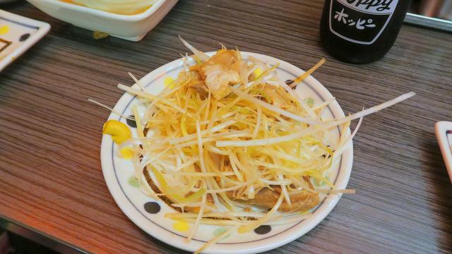 ネギチャーシュー220円