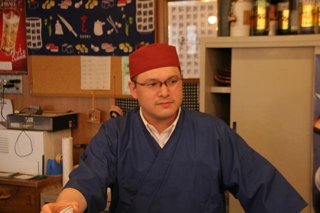 (ビックリするわ…) ※日本人とメキシコ人のハーフの贄田 マンザノ 貴志 フランシスコさん