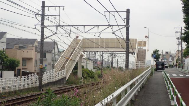 八幡小歩道橋