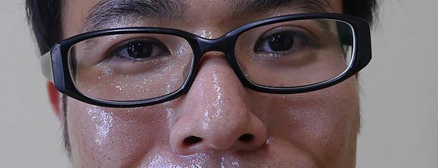 福岡出身の私の顔くらい濃いと思ってください!