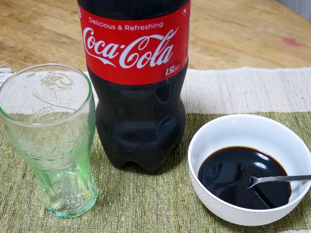 コーラばかり飲んでるから計算できないみたいな展開で恥ずかしい