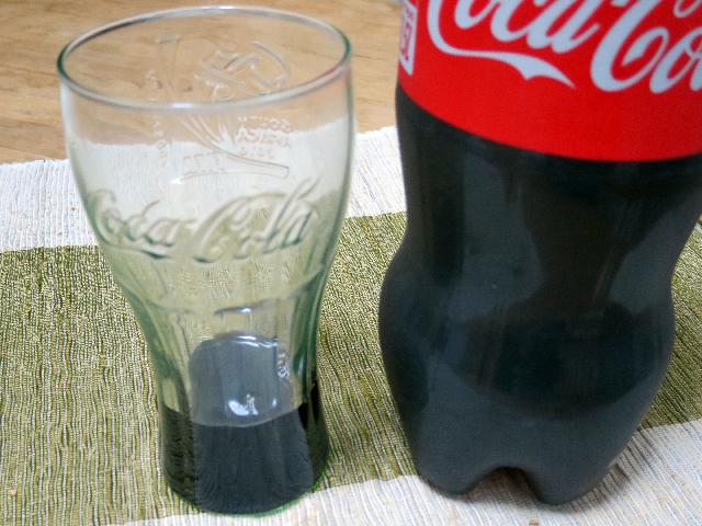 コップの底にドロリとたまる原液