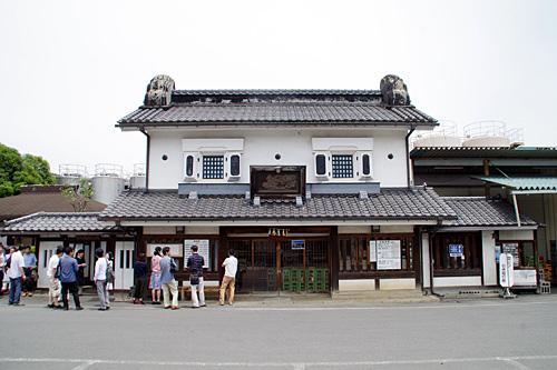 慶応元年(1865年)創業の清龍酒造。