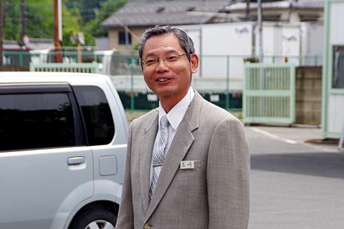 「我々はみなさんの体調は少しも考えません!4時には帰っていただき、くれぐれも救急車を呼ぶことのないように!」と岩崎社長。