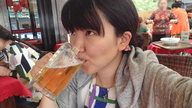 これわたしの知ってるビールじゃない