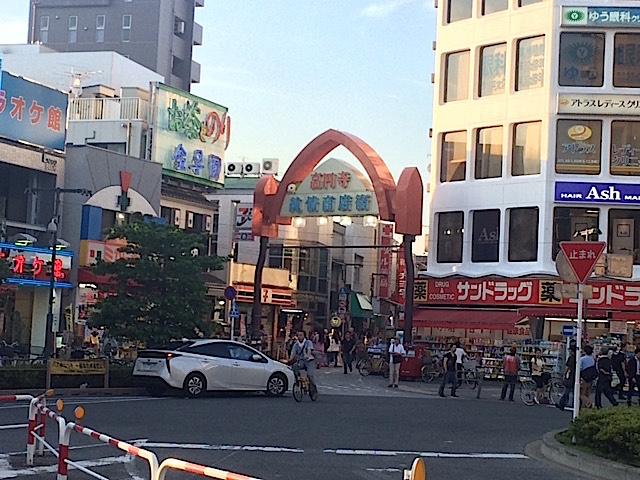 北口の純情商店街