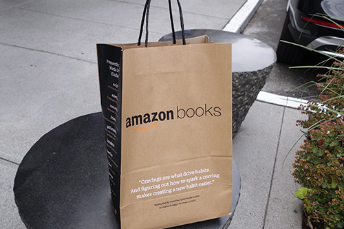 amazon紙袋