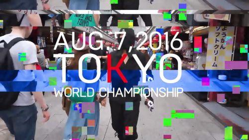 そして2016年8月7日、ヘボコン・ワールドチャンピオンシップを開催。背景で歩いている忍者は編集部・安藤である