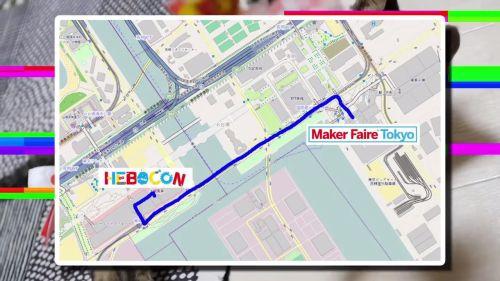 Maker Faire Tokyoと近隣での開催です。あわせてどうぞ。