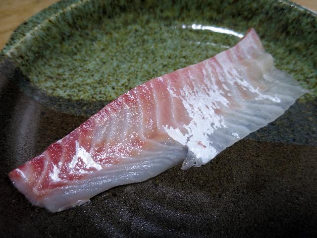 ああ美しい...刺身で食べたい...