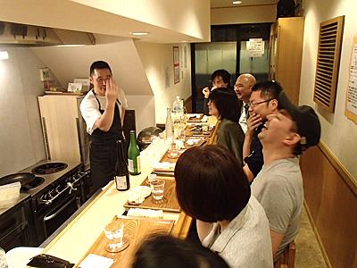 日本酒は考えるな!感じろ!