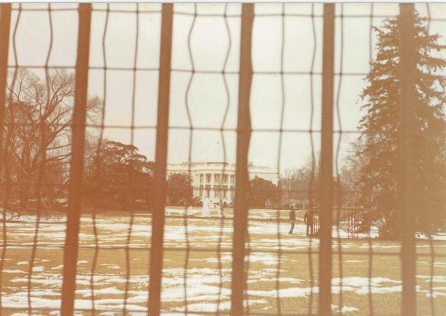 ハロー、ホワイトハウス