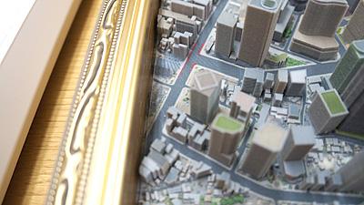 西新宿エリアの物にニフティの入る新宿フロントタワーがあるかと思ったら、端だったので削られていた。残念。