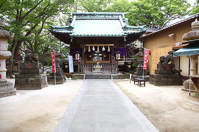 清瀧神社。