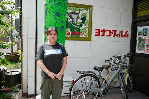 こちらが投稿者の「部下の人」さん。以前5年間ぐらい東京に住んでいたことがあるが、今は米子市在住。