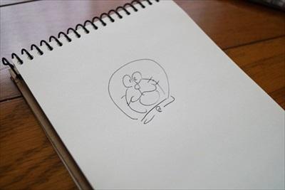 シラ「5秒でドラえもん描けるで」  私「確かに5秒やけどコメントしづらいぞ」
