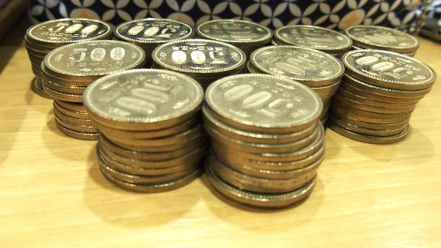 過去数年に渡る500円貯金、パーッと使いたいと思っているのだが。