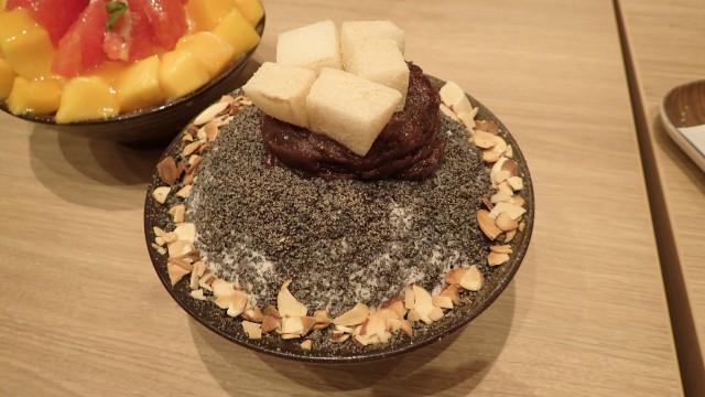 黒ゴマ小豆ソルビン