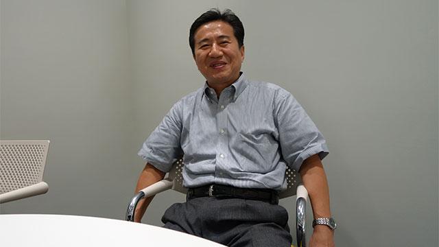 クラウド事業部 監物岳夫