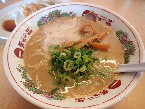 恥ずかしながら最初は豚骨スープだと思っていました。